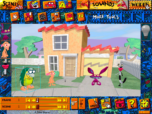 Winworld nickelodeon 3d movie maker 1 0 for 3d creator online