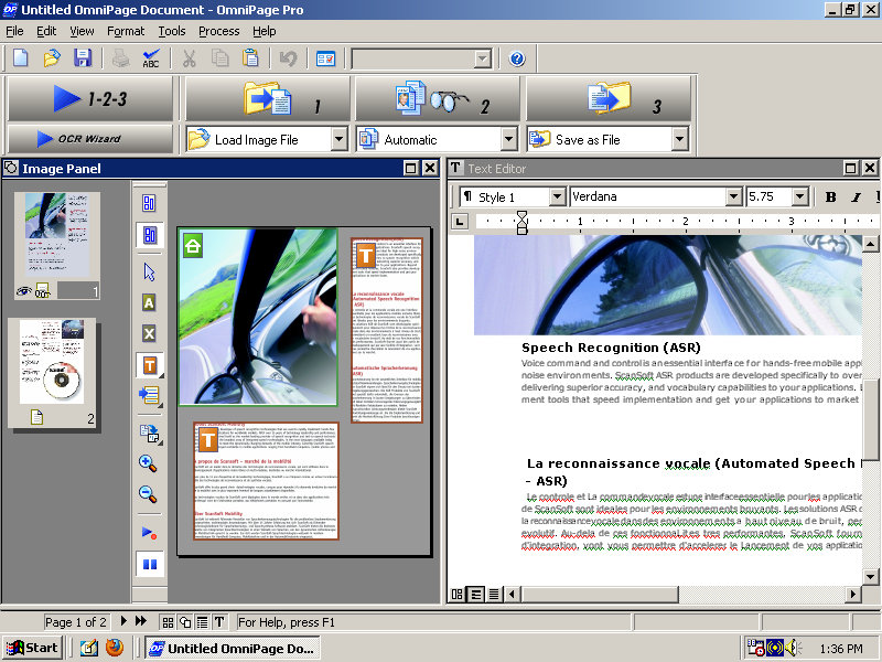 omnipage pro 12 gratuit