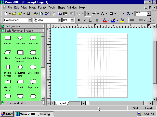 Winworld  Visio 2000