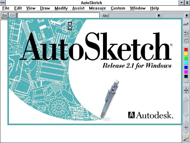 AUTOSKETCH 2.1 TÉLÉCHARGER