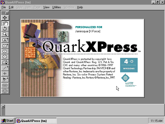 quark xpress da