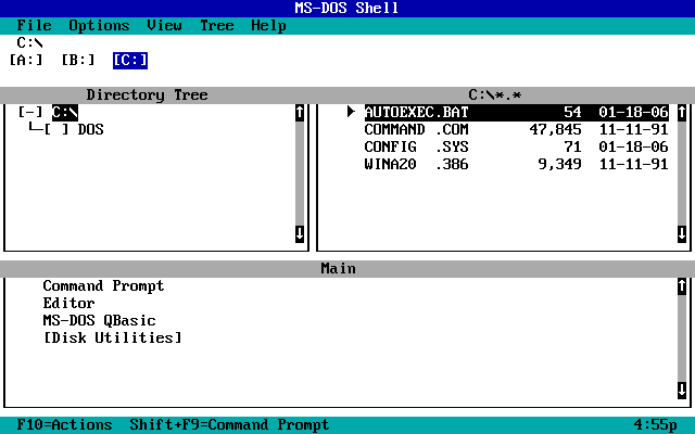 ms-dos 6 22 download