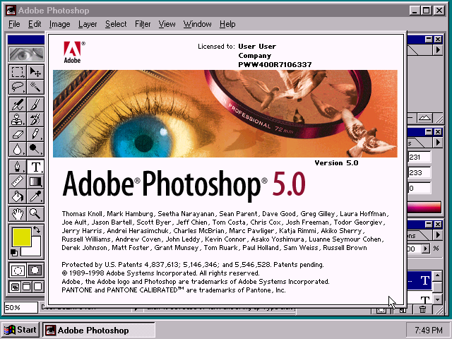 adobe photoshop for pc download