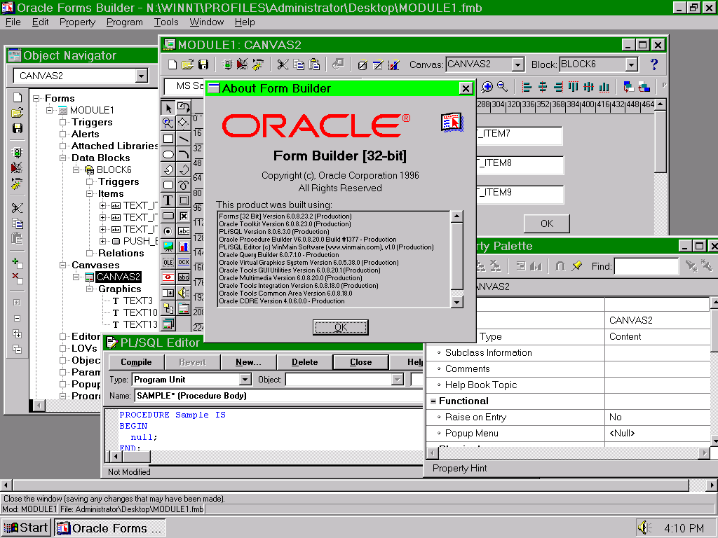 download free software oracle forms 6i patch