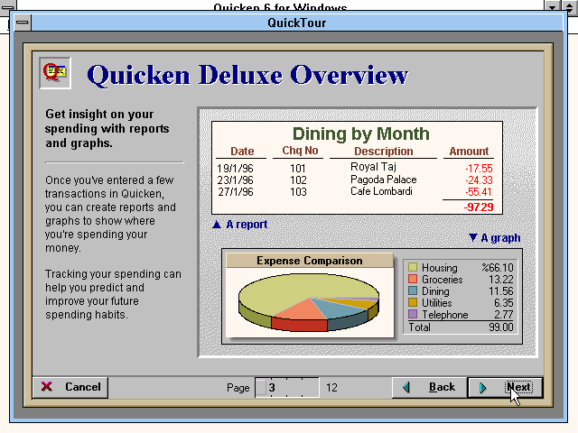 quicken 6 for windows for dummies