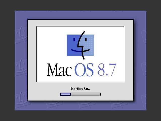 WinWorld: Mac OS 8 8 7 Beta