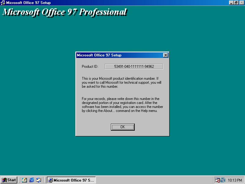 Will Office 97 run on Windows 10 - Microsoft Community