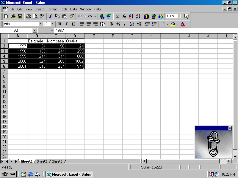 Cool Excel Templates