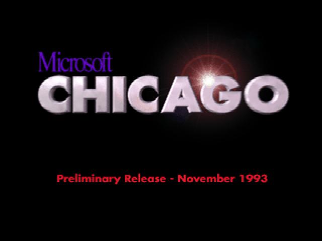 windows chicago download