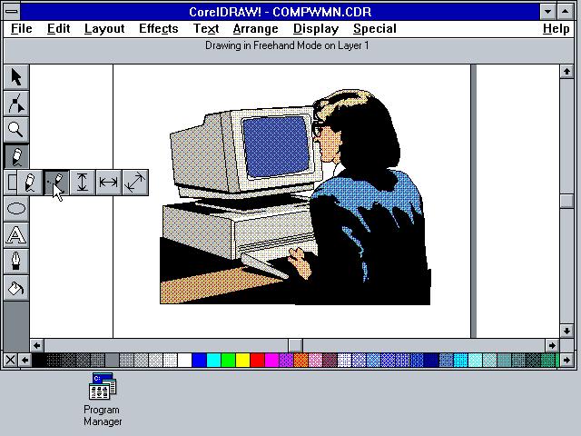 Winworld Coreldraw 4 0