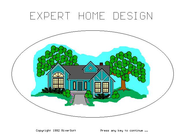WinWorld: Expert Home Design 1992