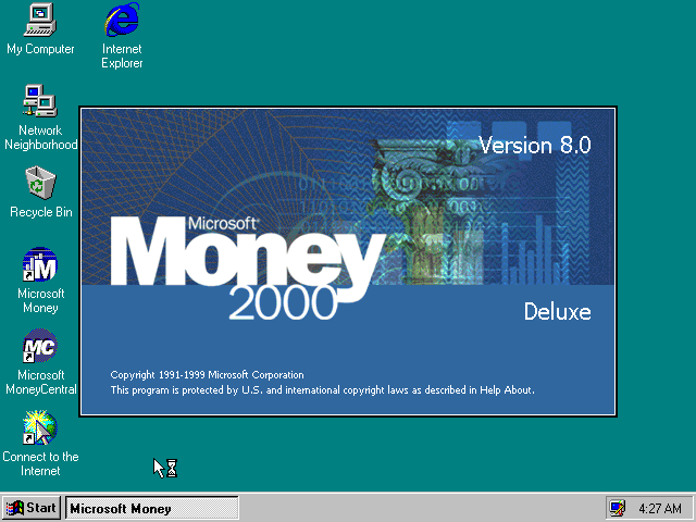 winworld microsoft money 2000