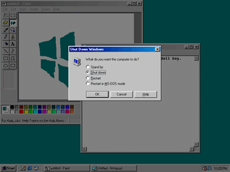Hasta la vista, Windows 98 SE