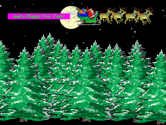 Xmas for Windows v3.0 - Screen Saver