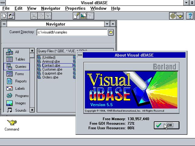 Borland software abandonware